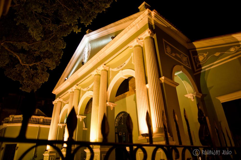 Dom Petro V Theatre