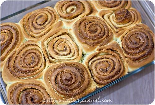 как сделать красивые булочки фото