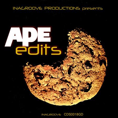 APE Edits CD FRONT