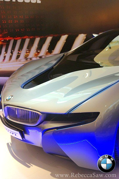 BMW Vision Efficient Concept Car-12
