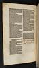 Ownership inscriptions and annotations in Magistri, Martinus: Expositio super Praedicabilia Porphyrii