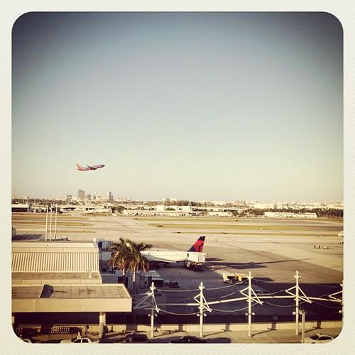 Leavin on a jet plane