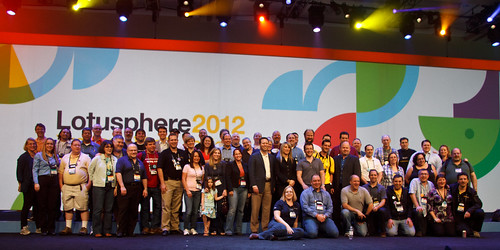 Lotusphere12-Bloggers