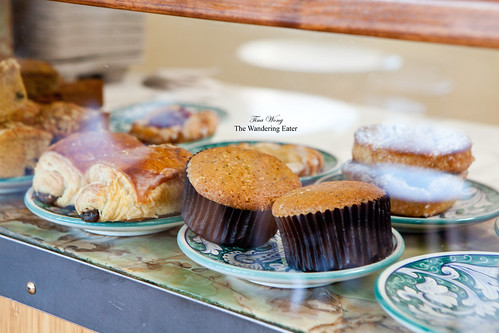 Baked goods from local bakeries