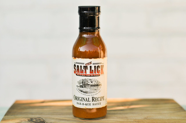 Salt Lick Original Recipe Bar-b-que Sauce