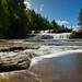 Tahquamenon Falls. Lower Falls
