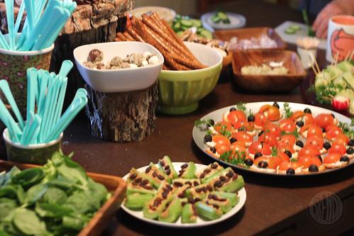 woodland food