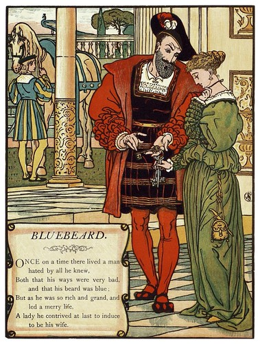 005-Bluebeard- 1896-1902-Walter Crane- University of Florida