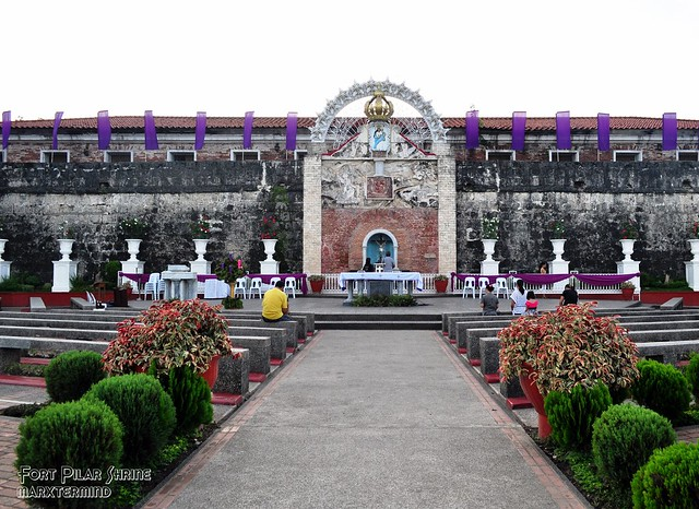 Fort Pilar Shrine (1)