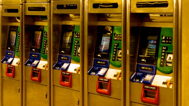 Metrocard Tips-Vending Machines