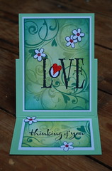 120125 Linda love easel card
