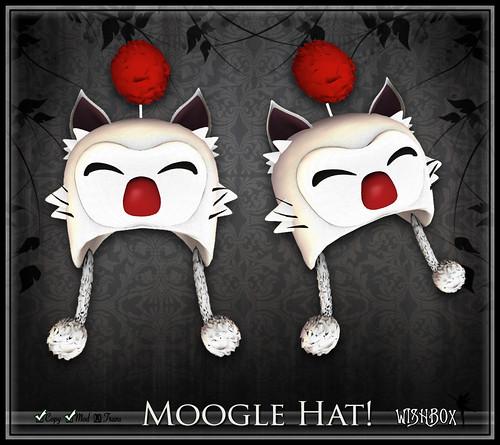 Moogle Hat!