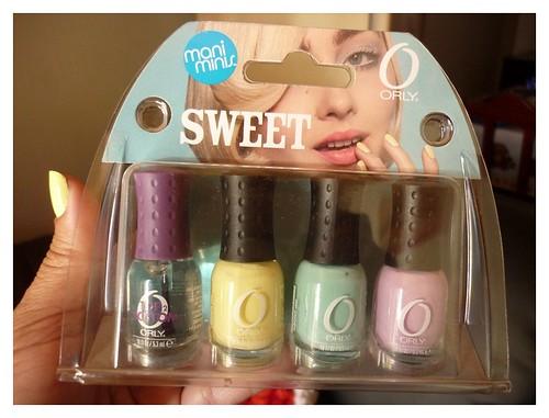 Orly - Coleção Sweet