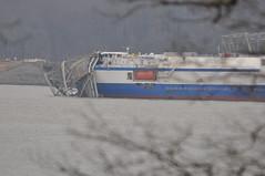 Delta Mariner vs. Eggner Ferry Bridge