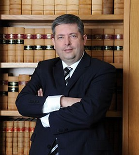 Lord Advocate Frank Mulholland