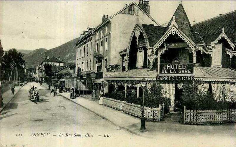 hotel de gare
