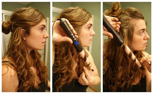 Excellent Wavy Hair Tutorial Short Hairstyles Gunalazisus