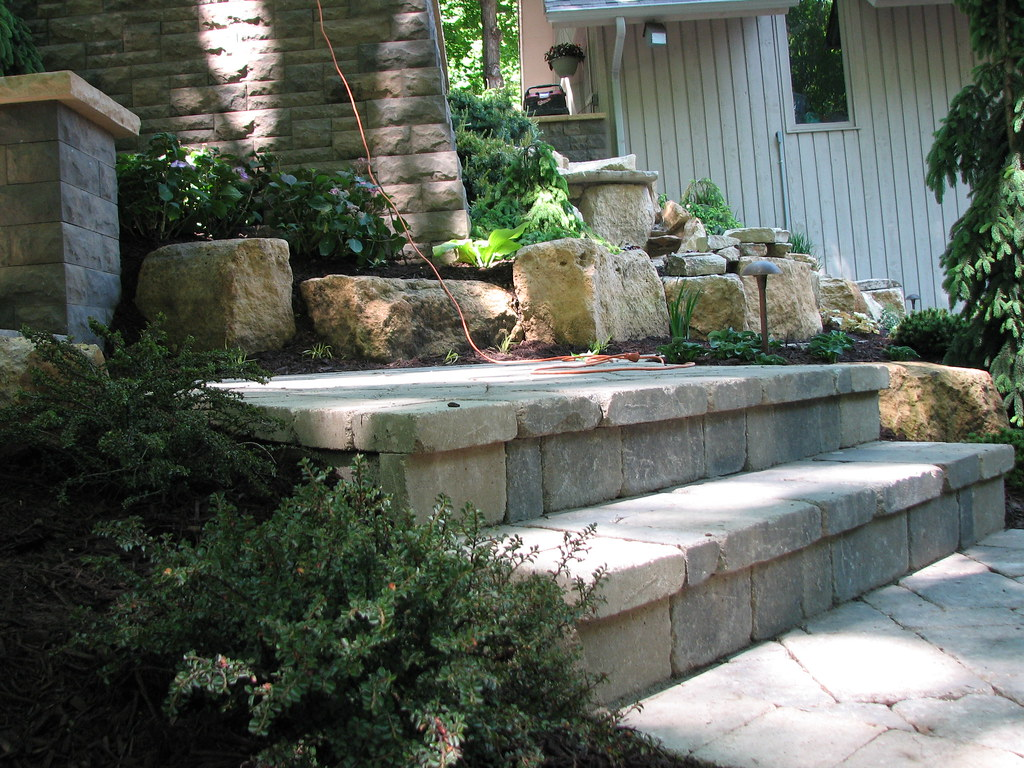 Landscaping Water Features Ponds And Waterfalls Land Design Mn