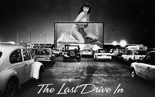 THE LAST DRIVE IN by Colonel Flick