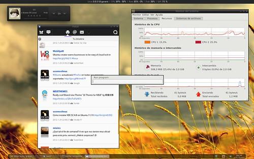 Openbox - Ubuntu 12.04