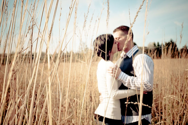 Kiss In The Tall Grass by Jessi Trigg