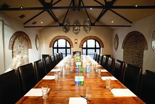 Bristol Ruinart Boardroom Meeting by Hotel du Vin Bistro