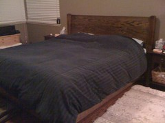 Finished Bed
