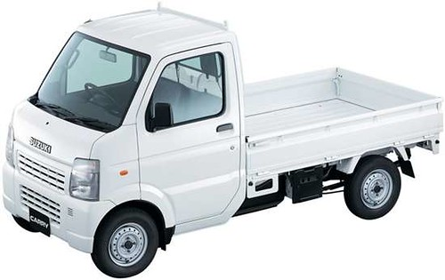 Suzuki Carry: Popular Camioneta de Carga