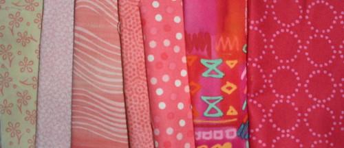 Selection og Pinks for February 2012