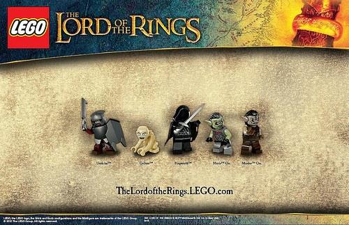 [Lego] Le Seigneur Des Anneaux revit avec le géant danois ! 6801004063_82a41ac33d