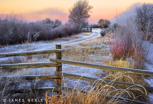 morning winter sunrise landscape idaho hdr 5xp jamesneeley flickr24 ruralidaho