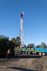 Drill rig Camden