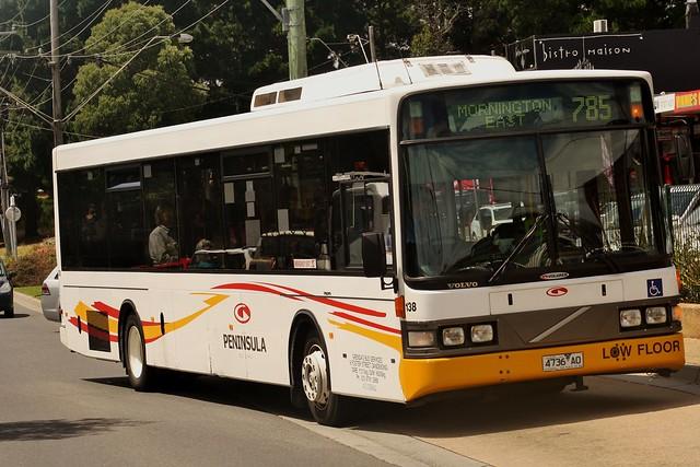 ATDB • View topic - Buses on the Mornington Peninsula (Part 1)
