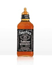 POPBOttle: Fisher Price Jack Daniels