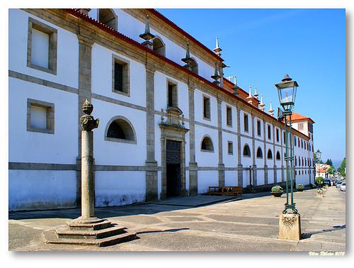 Mosteiro de Arouca by VRfoto