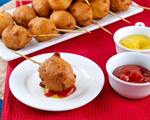 Mini-Corn Dogs