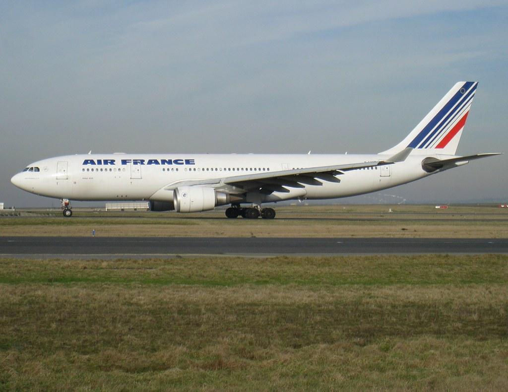 F-GZCF - A332 - Air France
