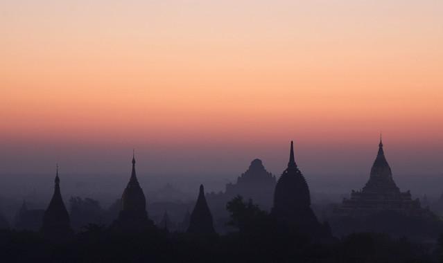 Bagan Dawning