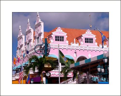 Aruba Paradise Mall by Ginas Pics