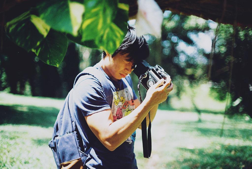 captured on film