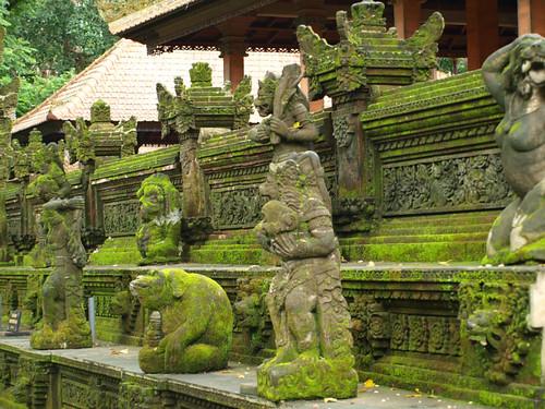 бали, обезьяны14