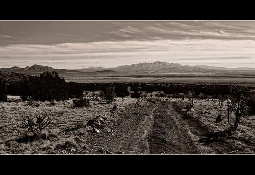 newmexico santafe route66 plateau mesa labajada ortizmountains cerrilloshills cajadelrio pre1937alignment