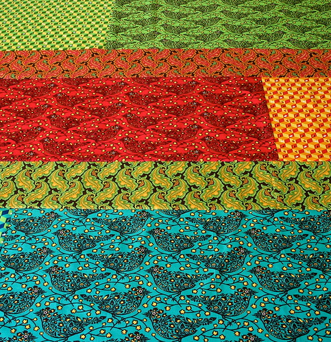 Nest Quilt Backing