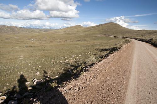 perù provincia paesaggi ayacucho puna