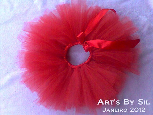 Saia tutu by Art's by SiL