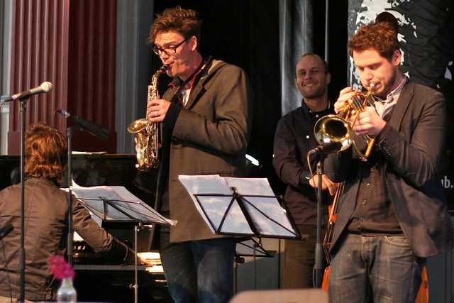 Magnus Thuelund Melody Project Quintet
