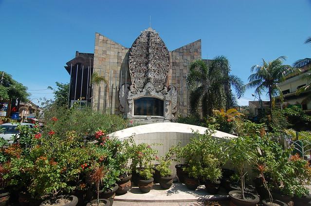 Bomb Memorial, Bali, Indonesia 印尼 峇里島 爆炸紀念埤