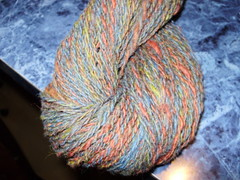 Bluegrass Romney Yarn