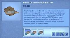 Ponce De Leon Grotto Hot Tub