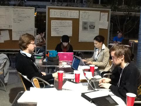 Edubotics @ Startup Weekend Montreal